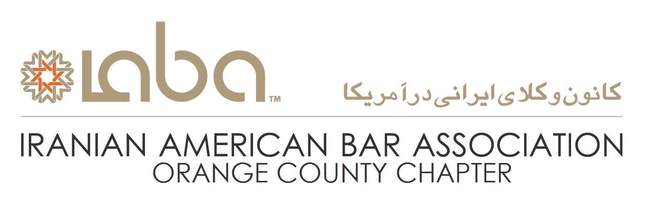 Iranian American Bar Association - Orange County Chapter