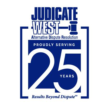 Judicate West Alternative Dispute Resolution 25 Years